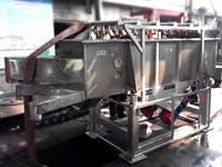 不锈钢脱水振动筛分机