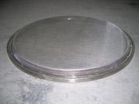 旋振筛大网孔筛网安装方法