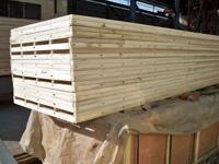 直线振动筛木质筛框