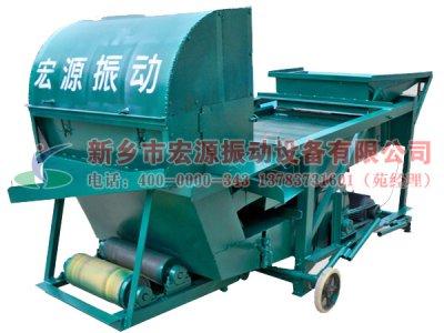 HYL-8小型粮食筛分��粮机