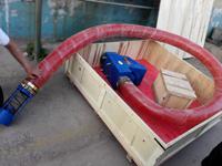 软管自动吸粮机-出口印度