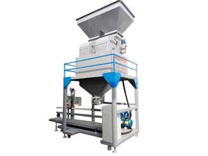 双称型煤定量包装机